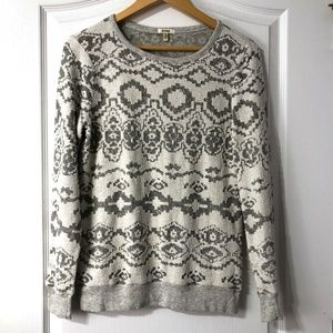 Dylan by True Grit Sweater Gray size XS